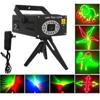 Анимационный лазерный проектор Златоуст