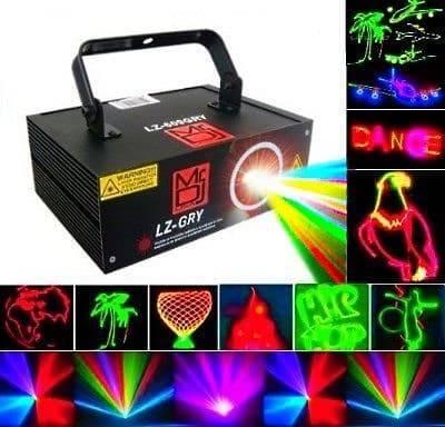 Программируемый лазерный проектор для рекламы, лазерного шоу и бизнеса Златоуст